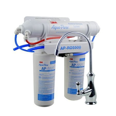 How water filter to remove calcium and lime